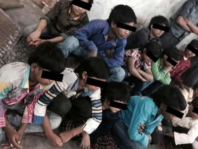 Video : Nearly 90 Child Labourers Rescued by Hyderabad Police After Raids