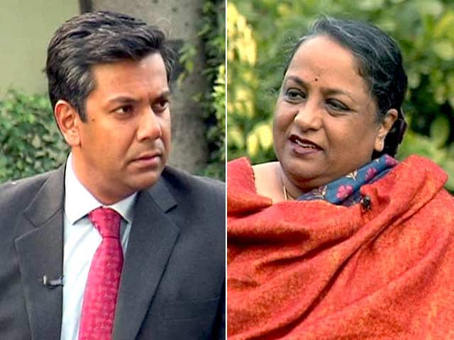 Video : 'Reputation Maligned, Record Trashed': Former Foreign Secretary Sujatha Singh to NDTV