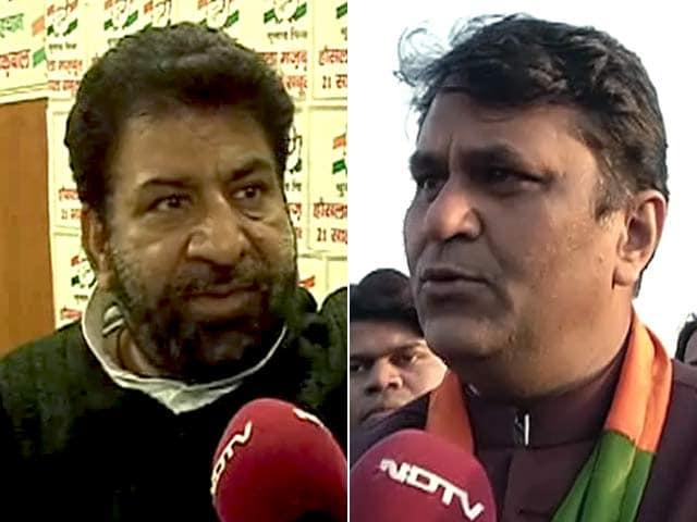 Videos : दिल्ली के दंगल में 'दलबदलू' नेताओं का बोलबाला