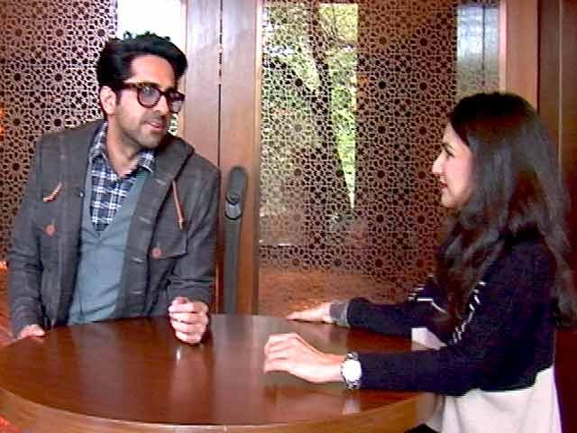Video : Meet the Nerdy Ayushmann Khurrana!