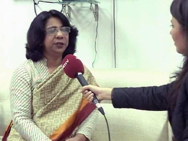 Video : Confident of Getting Largest Ever Divestment Collection This Year: Aradhana Johri