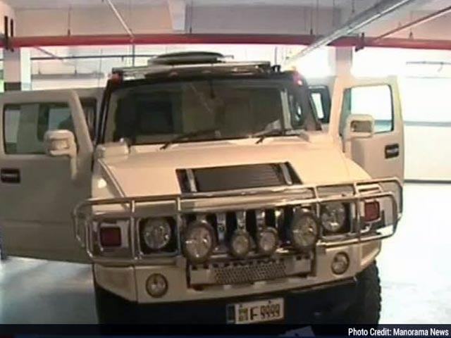 Video : After Businessman Drove Hummer Into Guard, He's Fighting for Life