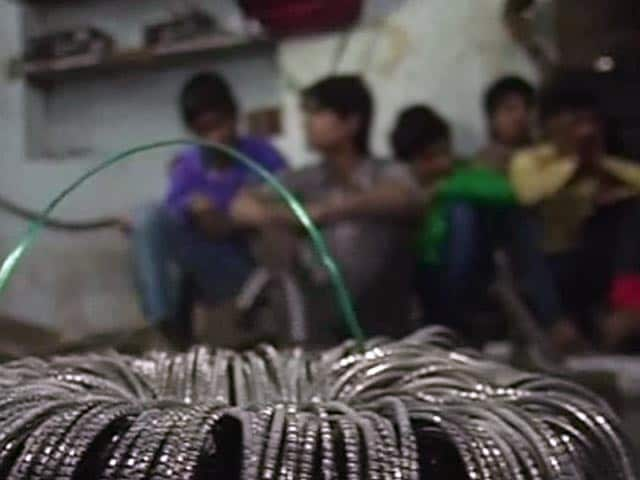 Video : Child Workers Rescued from Hyderabad a Week Ago, Still Far Away from Home