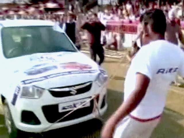 Videos : किला रायपुर खेलों के अनोखे रंग