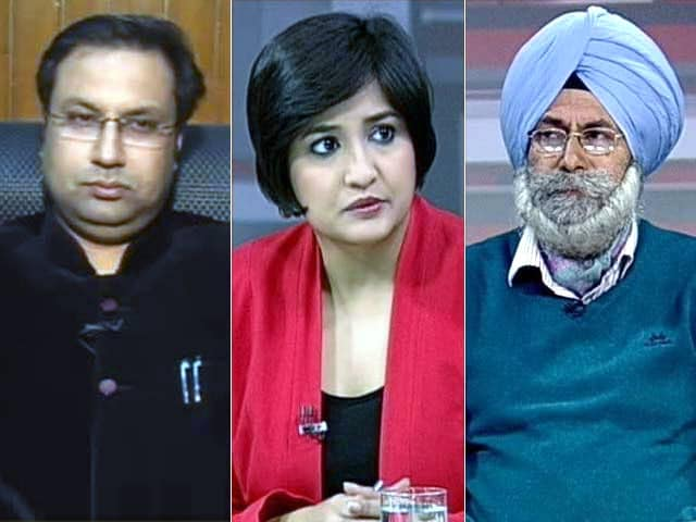 Video : Report of Special Investigation Team to Probe Sikh Riots: A Poll Gimmick for Delhi?