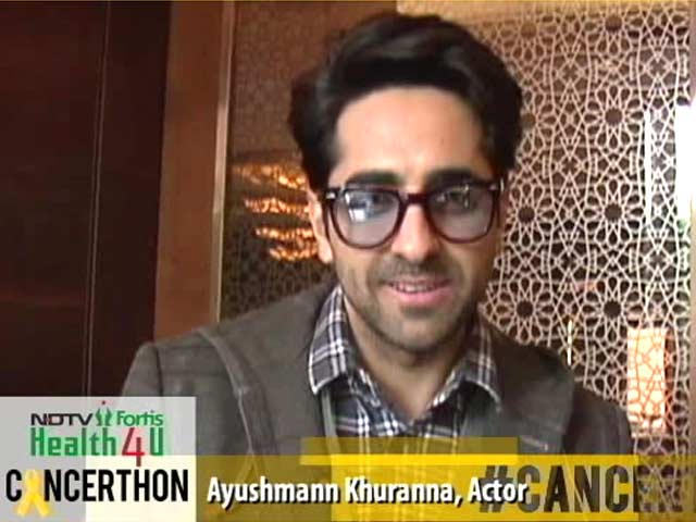 Video : Ayushmann Khurrana: Children are the Leaders of Tomorrow, We Should Take Care of Them