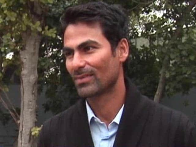 Video : Mohammad Kaif Takes NDTV's T20 Test