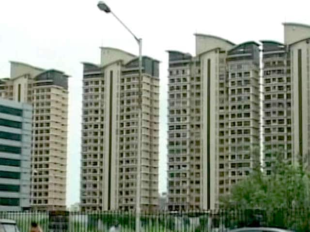 Video : Unsold Flats Pile Up in Top Metros