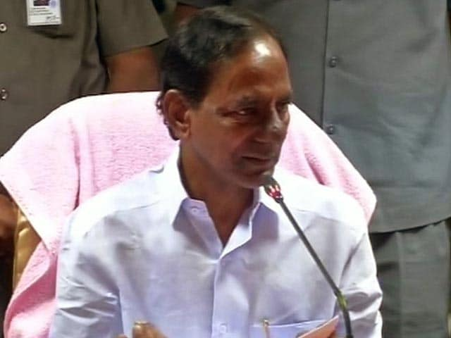 Video : K Chandrasekhar Rao Wants New Secretariat Worth Rs. 150 Crore, to Fix 'Bad Vaastu'
