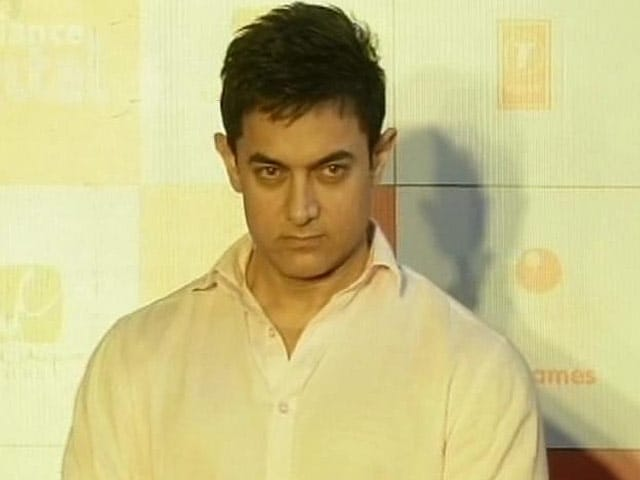 Video : Aamir Khan to Give a Lecture on <i>PK</i> at Harvard