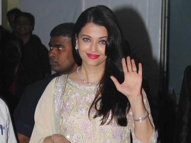 Video : Aishwarya Shoots For <i>Jazbaa</i>