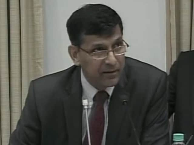 Video : Government Has Intent of Producing a Solid Budget: Rajan