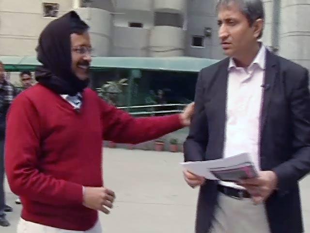 Videos : हम किसी भी उम्मीदवार को 4-सी से परखते हैं : अरविंद केजरीवाल