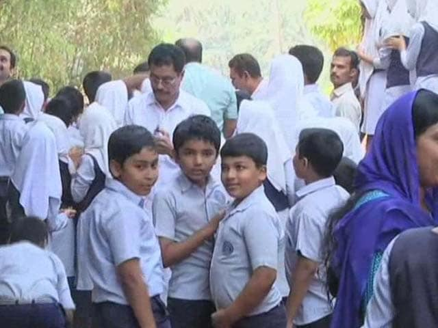 Video : 250 Children Allegedly Locked Up in Kerala School, Angry Parents Demand Action