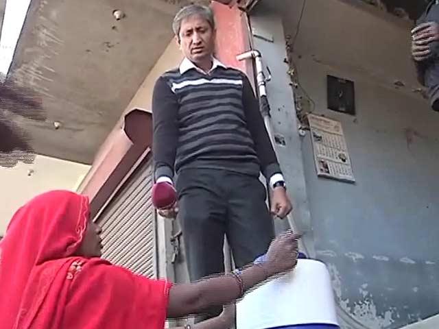 Video : मदनपुर खादर : नहीं है पीने का पानी
