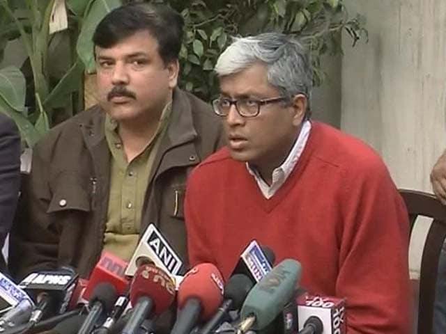 Video : Reject Imam Bukhari's Pledge of Support, Says AAP Ahead of Delhi Polls