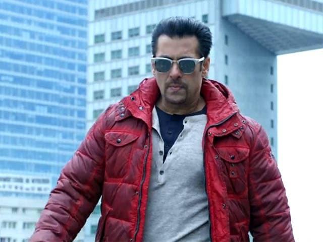 Video : Salman Khan to Write <i>Kick</i> Sequel