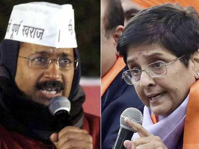 Video : BJP Faces Tough Challenge From AAP as Delhi Votes Today