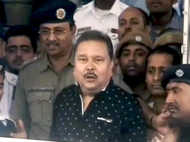 Video : No Happy Hours for Trinamool Minister in Jail