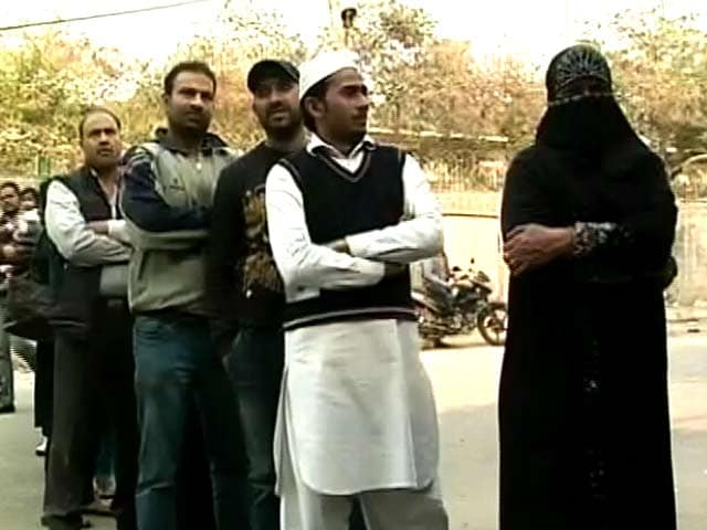 Video : Delhi Elections 2015: Muslims Want Infrastructure, Women's Safety