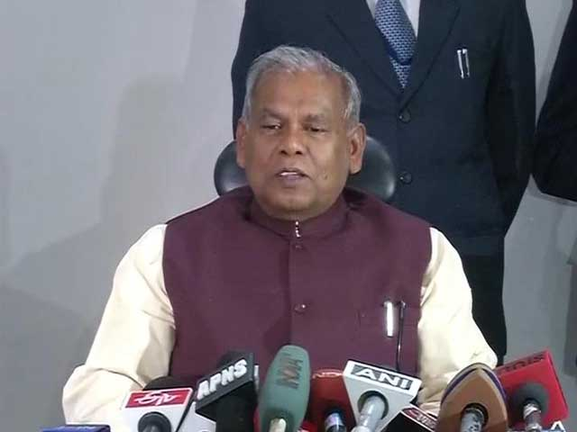 Video : Will Prove Majority in Assembly or Step Down, Says Bihar Chief Minister Jitan Ram Manjhi