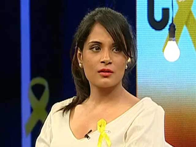 Cancer Not a Suspended Death Sentence: Richa Chadda, Actor