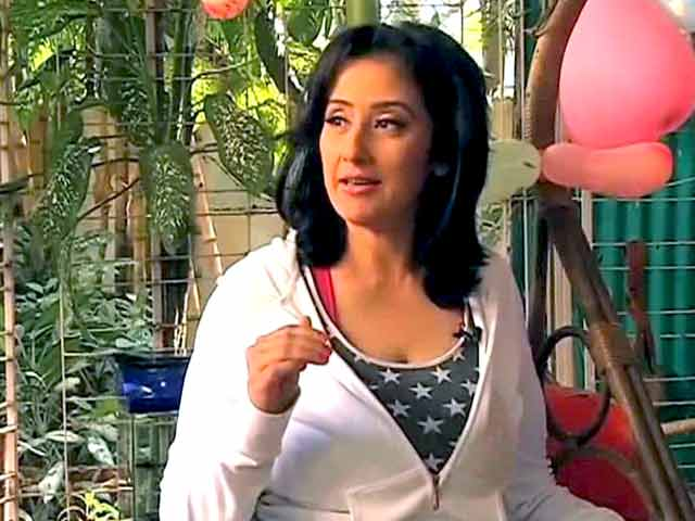 Manisha Koirala Shares Her Experience of Battling Cancer