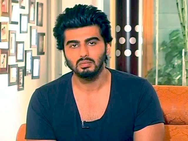Video : Arjun Kapoor: Economics Should Not Determine One's Ability to Fight Cancer