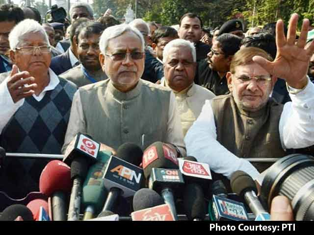 Video : Nitish Kumar Wants Test of Strength Tomorrow, or Else...A Warning.