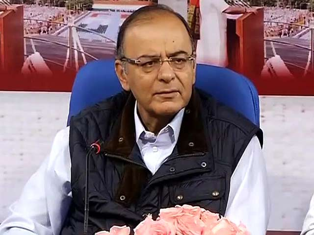 Video : New Names in HSBC List Will Be Probed, Says Finance Minister Arun Jaitley