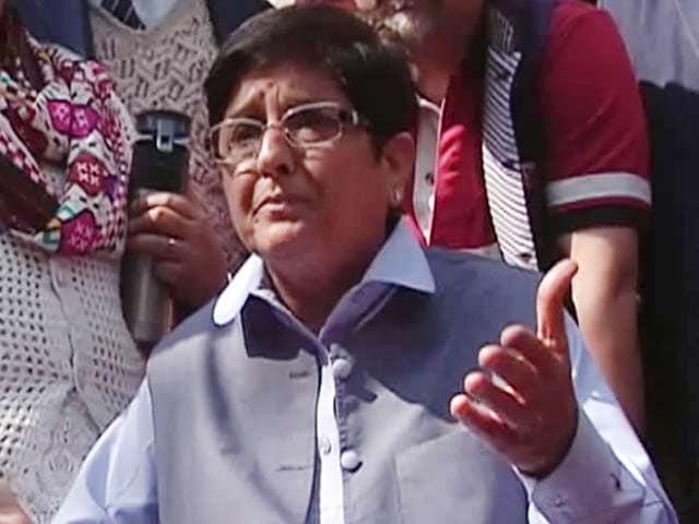 Videos : बीजेपी की 'मास्टर स्ट्रोक' किरण बेदी भी हुई फेल