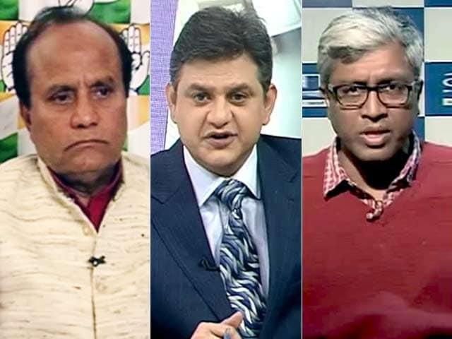 Videos : न्यूज़ प्वाइंट : दिल्ली में 'आप' की सूनामी की वजह क्या?