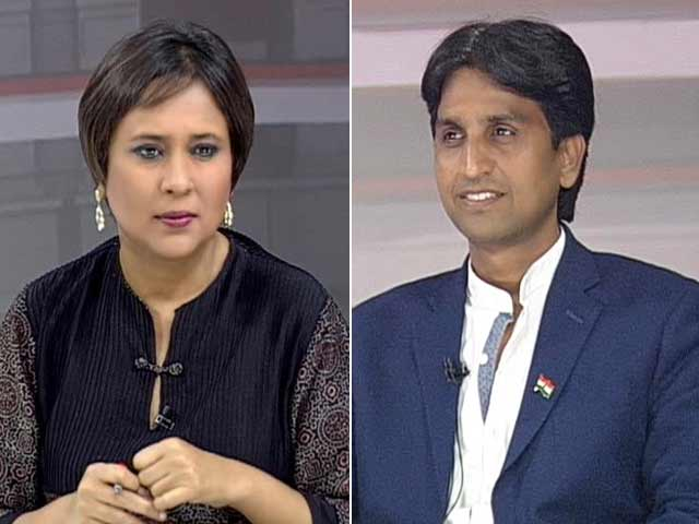 Video : We Want to Stop Corruption, Not Modi: Kumar Vishwas to NDTV