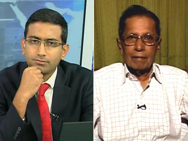 Video : News GDP Series Showing Puzzling Data: AV Rajwade