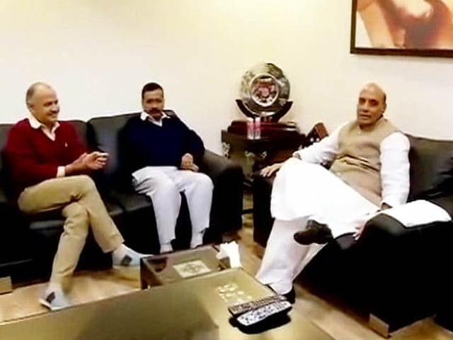 Video : VIP Security for Aam Aadmi Leader? No Thanks, Says Arvind Kejriwal