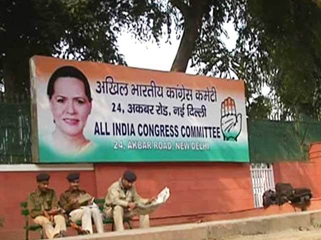 """Video : """"Congress Who?"""" Asked Delhi. But the Party Avoids Tough Questions"""
