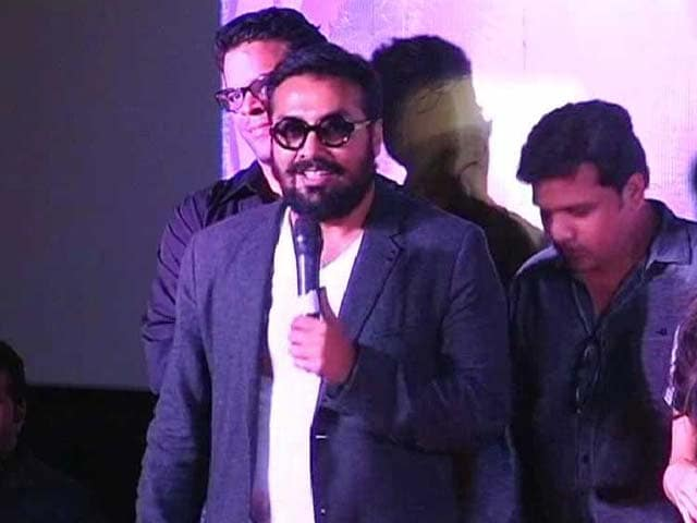 Video : Hypocrisy is Everywhere: Anurag Kashyap