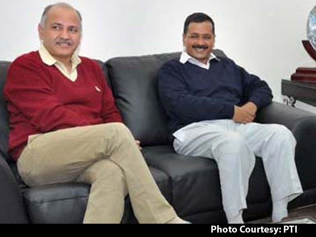 Video : Arvind Kejriwal, Chief Minister-to-be, Will Have Manish Sisodia as Deputy: Sources