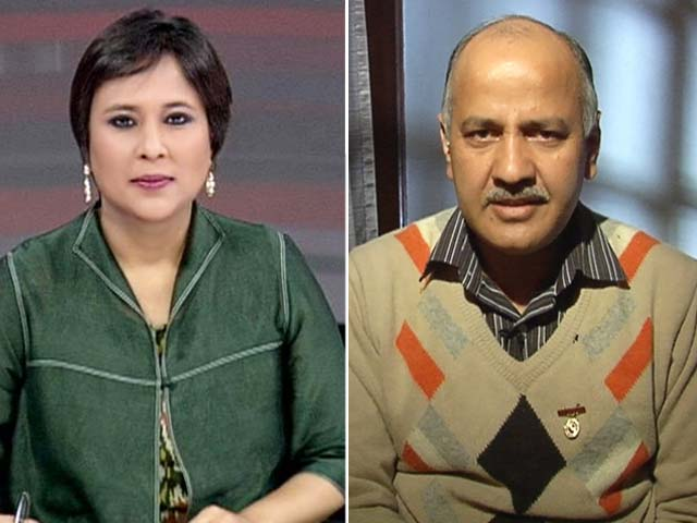 Video : 'Good Response From PM Modi,' Says Manish Sisodia of Aam Aadmi Party