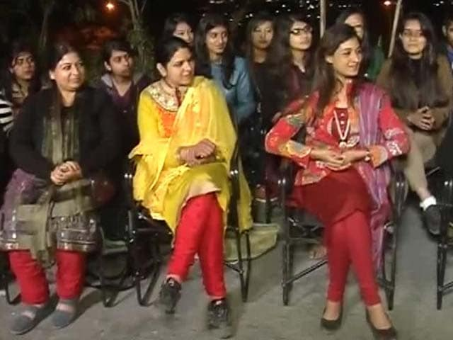 Video : The Women Behind AAP's Success