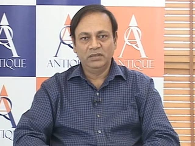 Video : FY16 Fiscal Deficit Target May Be Relaxed: Antique Stock Broking