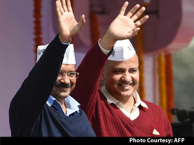 Video : 'Confident We'll Wipe Out Corruption in 5 Years', Says Chief Minister Kejriwal