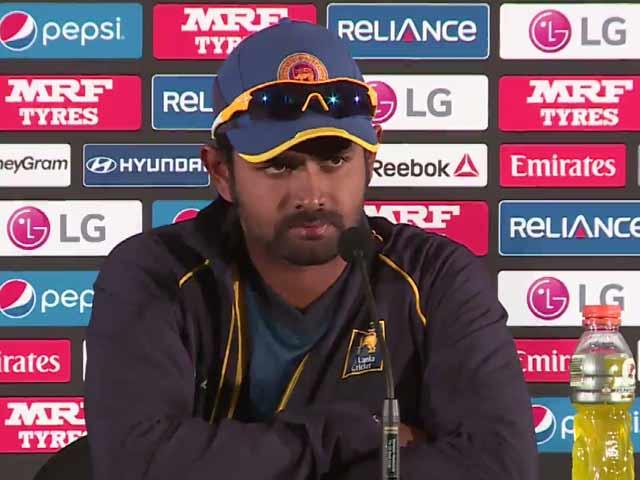 Video : Sri Lanka Paid for Bad Fielding, Laments Lahiru Thirimanne
