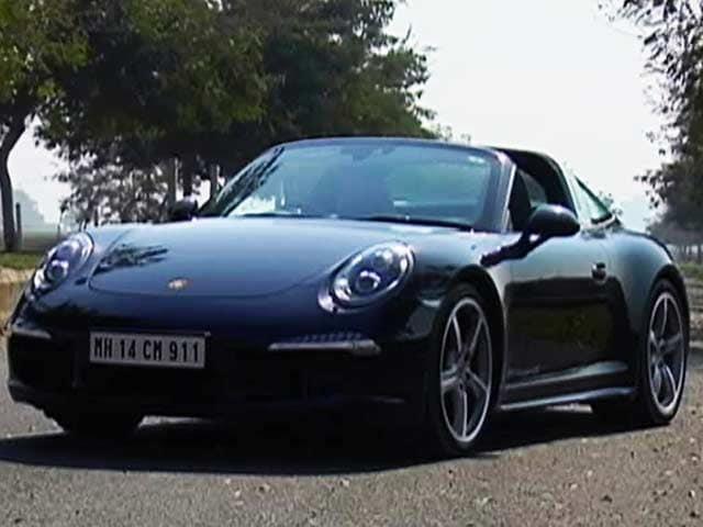 Video : Targa Glory From Porsche