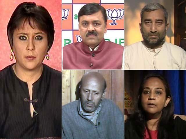 Video : Last Lap Hurdles in Jammu and Kashmir: Can BJP and PDP Bridge Ideological Divide?