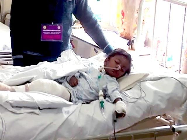 Videos : हर्षित की मदद के लिए आगे आए लोग
