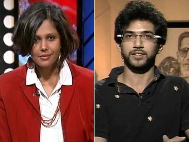 Video : 'Monumental':  Aditya Thackeray on Mumbai's Open-All-Night Plans