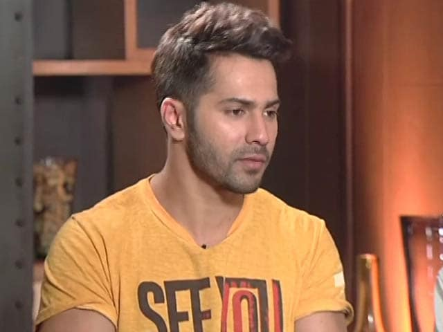 Video : जब वरुण ने सलमान को कहा, शुक्रिया