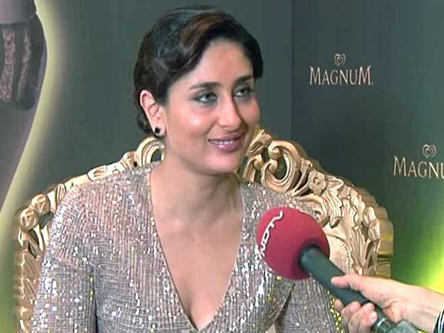 Video : Kareena Kapoor Khan has 'No Interest' in AIB Roast