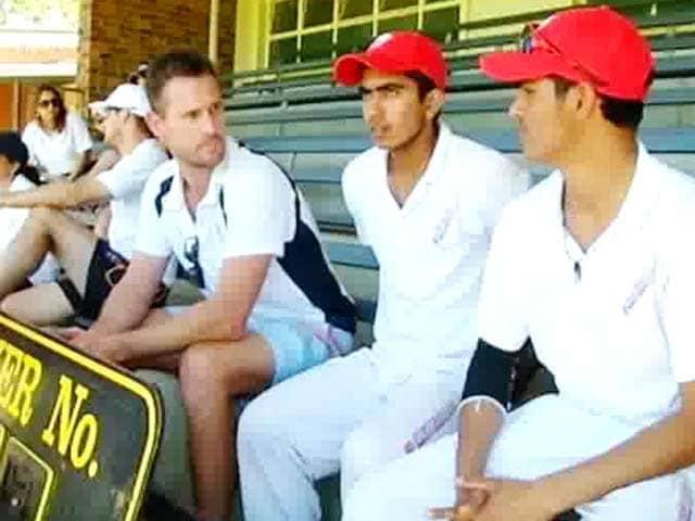 Indias Dream Team Trains Under Shaun Tait in Australia